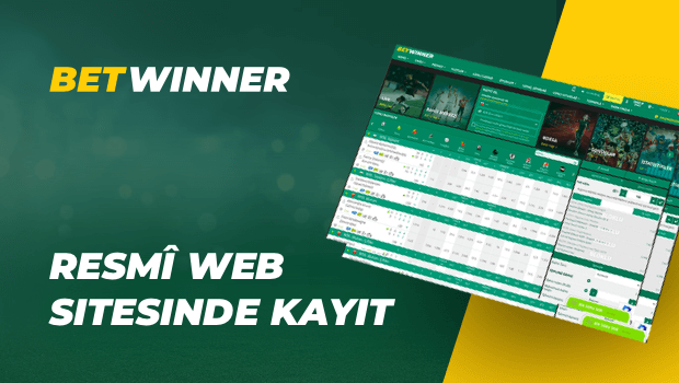 Betwinner giris